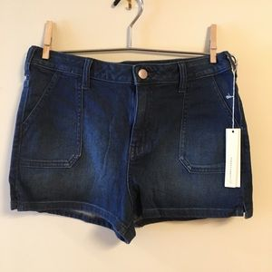 Lauren Conrad jean shorts new with tags